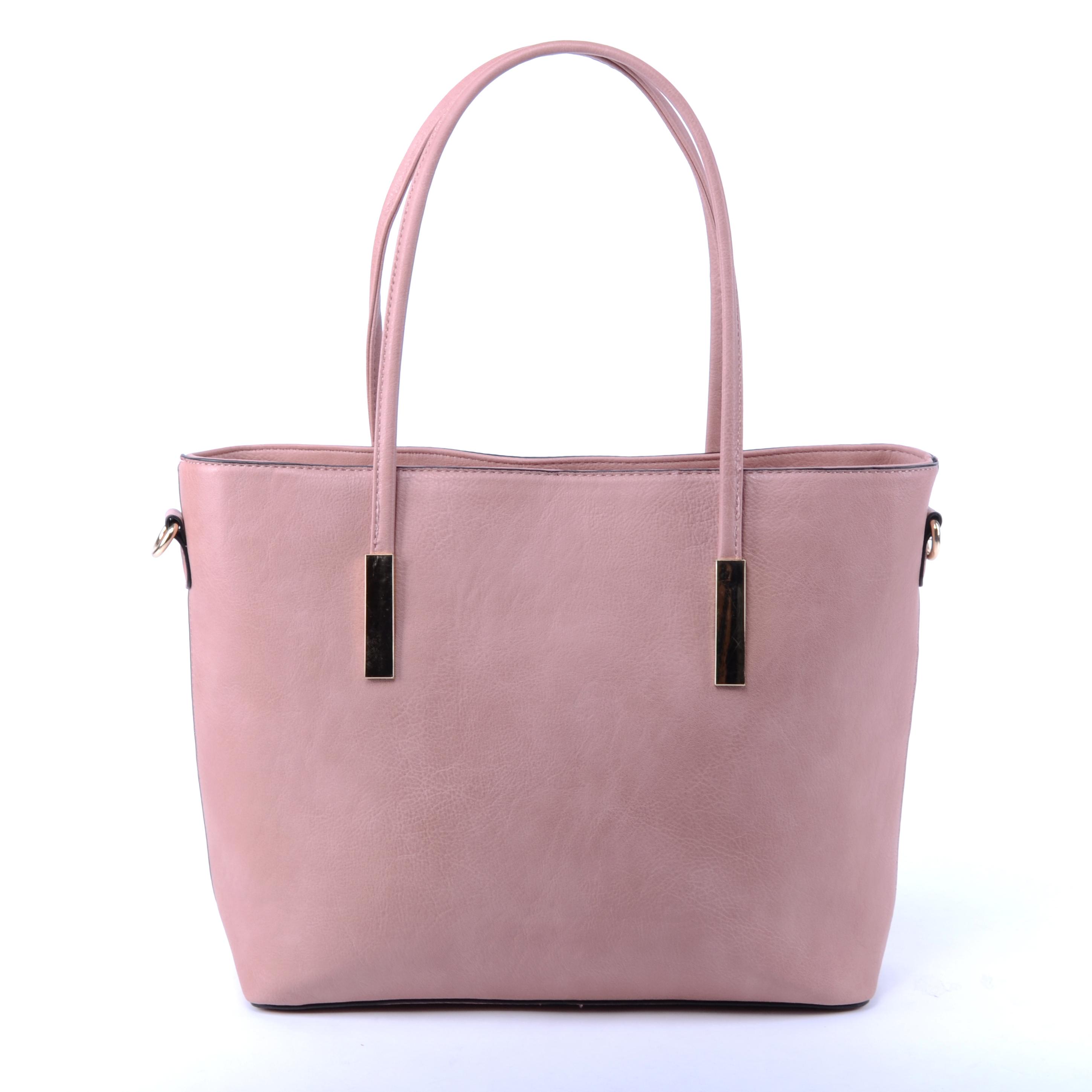 Besty Női Műbőr Válltáska Rózsaszín Nagy - Válltáskák - Táska webáruház - Minőségi  táskák mindenkinek 83e6d32e6d