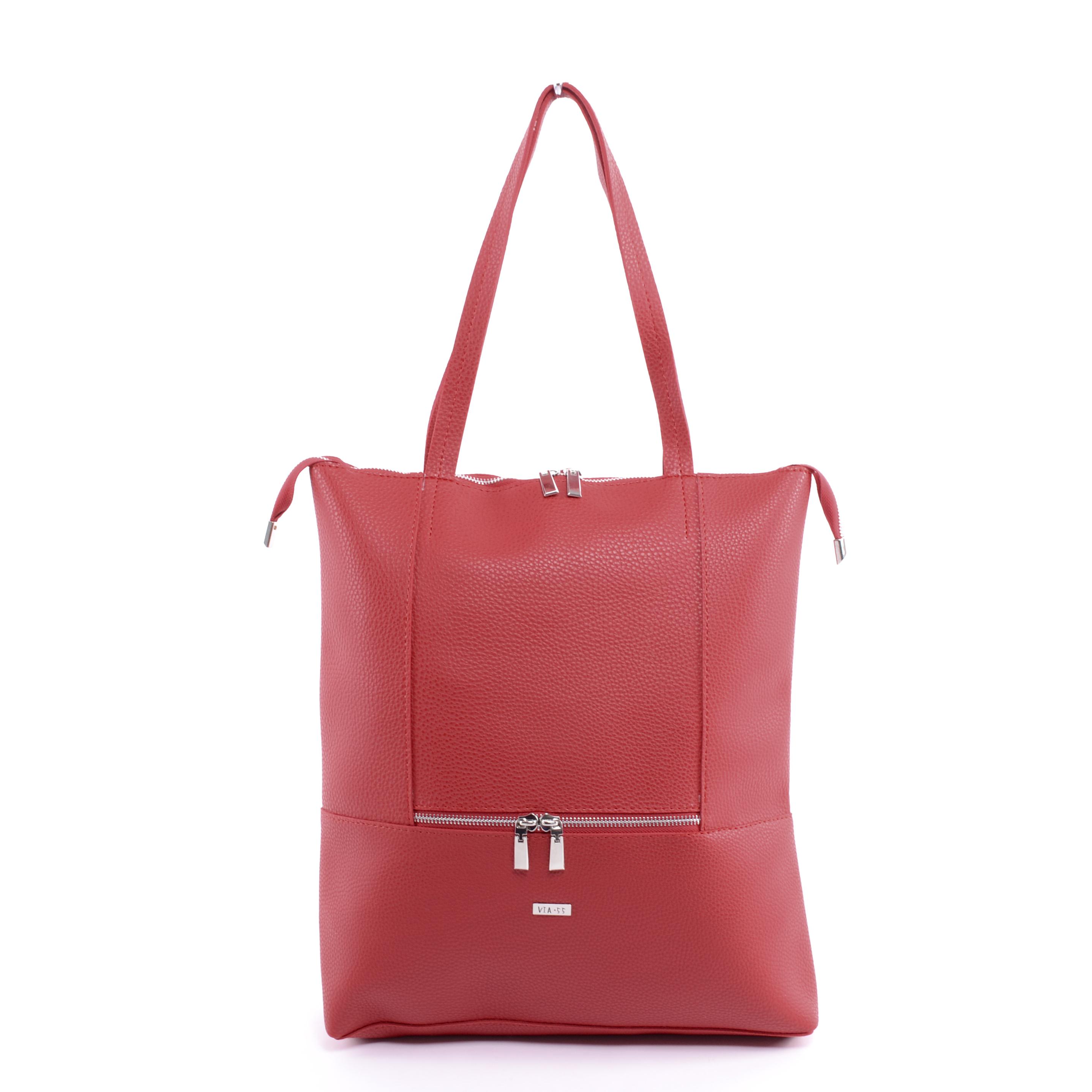 Via.55 Női Műbőr Válltáska Piros - Válltáskák - Táska webáruház - Minőségi  táskák mindenkinek 64b05918a9