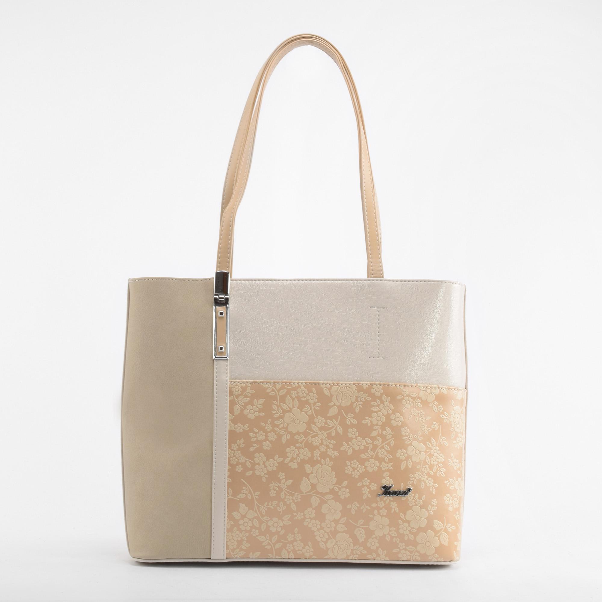 e855801a3990 Karen Bézs Női Rostbőr Válltáska - Válltáskák - Táska webáruház - Minőségi  táskák mindenkinek