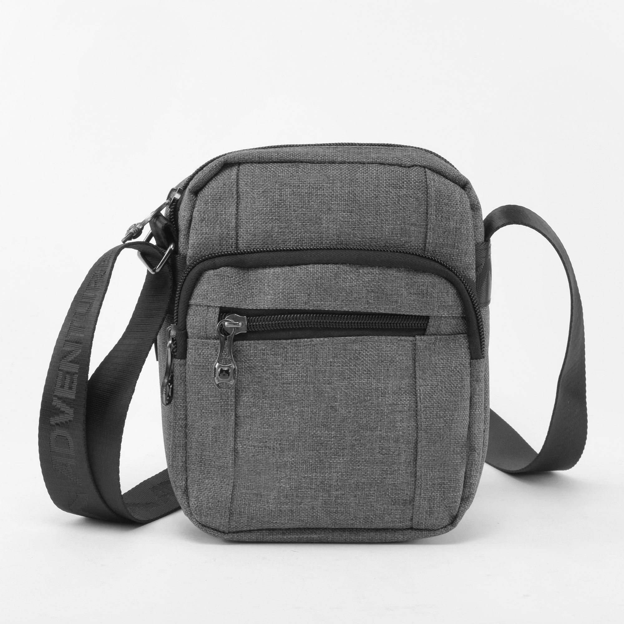 1804c414e763 Adventurer Szürke Oldaltáska - OLDALTÁSKÁK - Táska webáruház - Minőségi  táskák mindenkinek